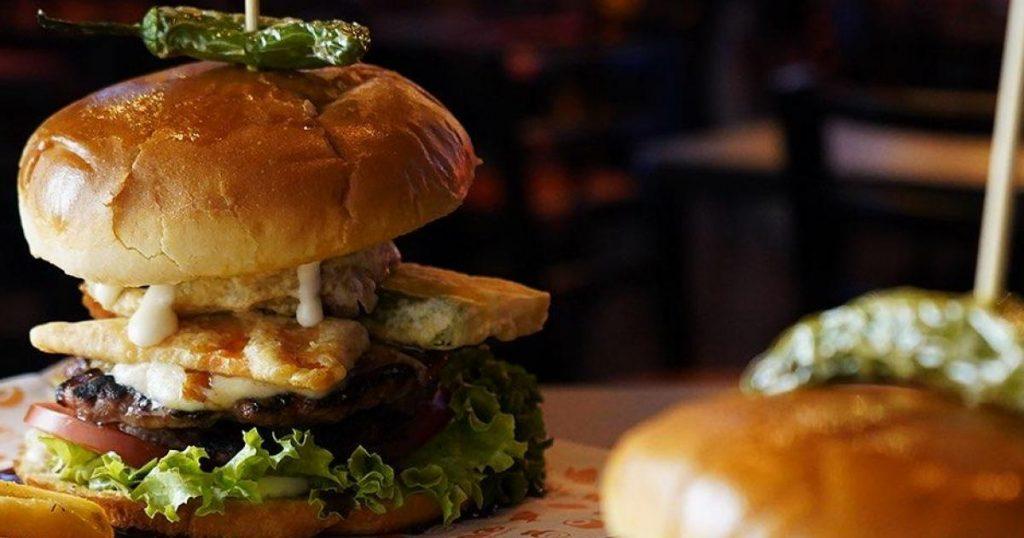 Hanburguesas-Sumo-Buffet