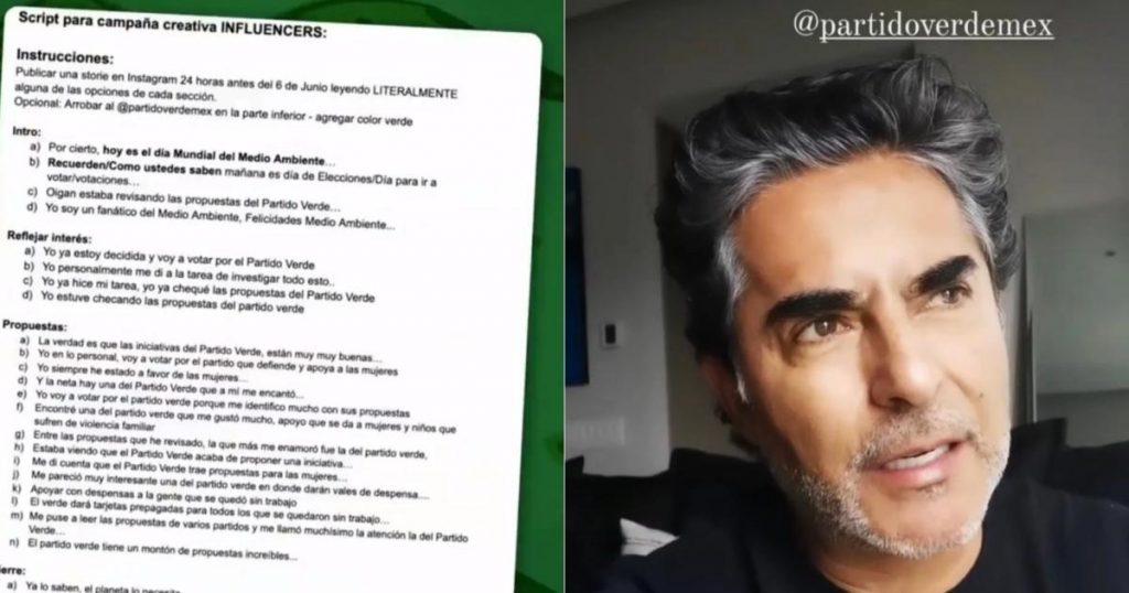 INE-Partido-Verde-guion-campana-influencers