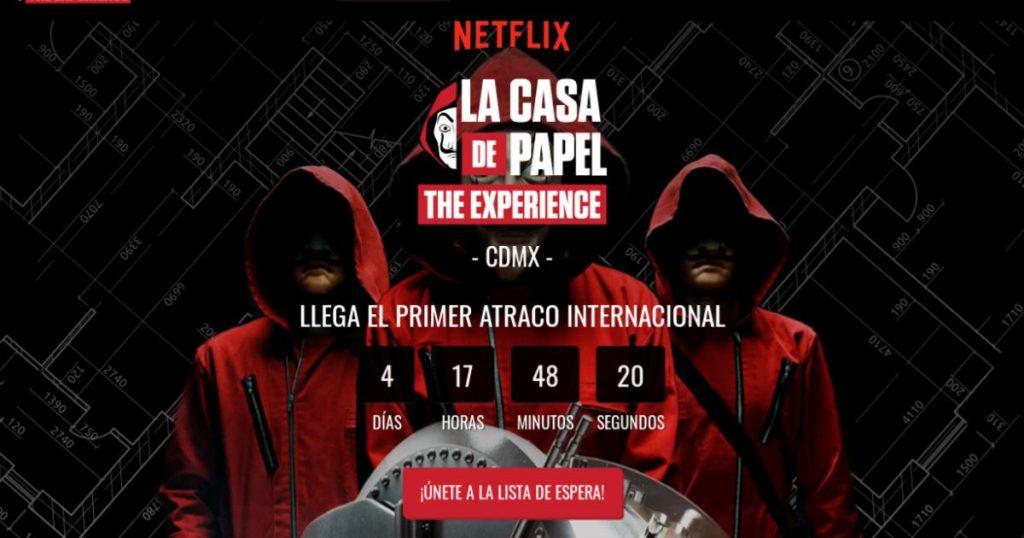 La-Casa-de-Papel-The-Experience-CDMX-Netflix-Fever-3
