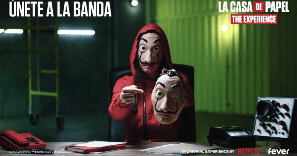 La-Casa-de-Papel-The-Experience-CDMX-Netflix-Fever-4