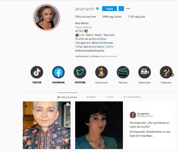 Quién es esta actriz y por qué es tan popular en redes sociales
