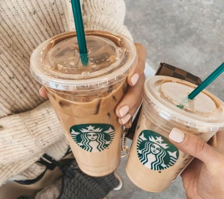 Café frío estilo Starbucks ¡Aquí la receta!