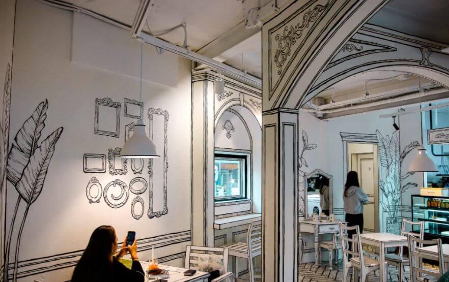 Cafe Yeonnam-dong: el famoso lugar de la peli 'A todos los chicos para siempre'