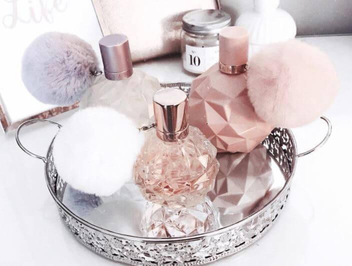 cuantos-perfumes-tiene-ariana-grande