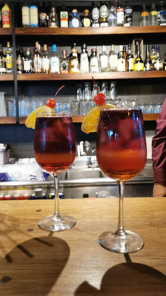 El tinto de vernano es un trago perfecto para la temporada de calor en Del Pingo al Tango
