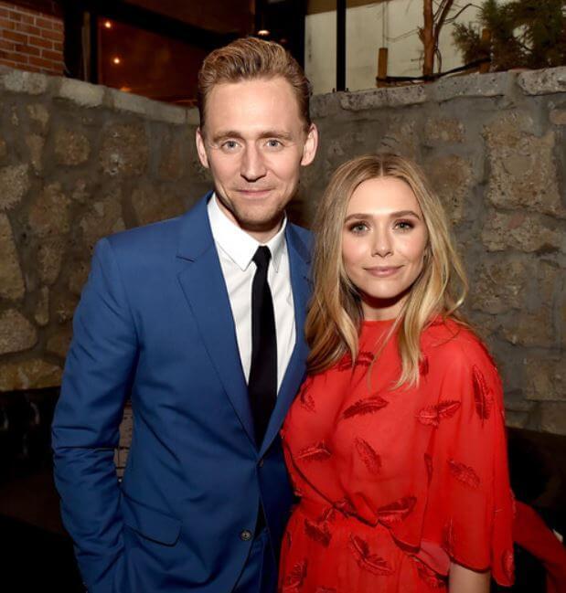 quién es la novia de Tom Hiddleston