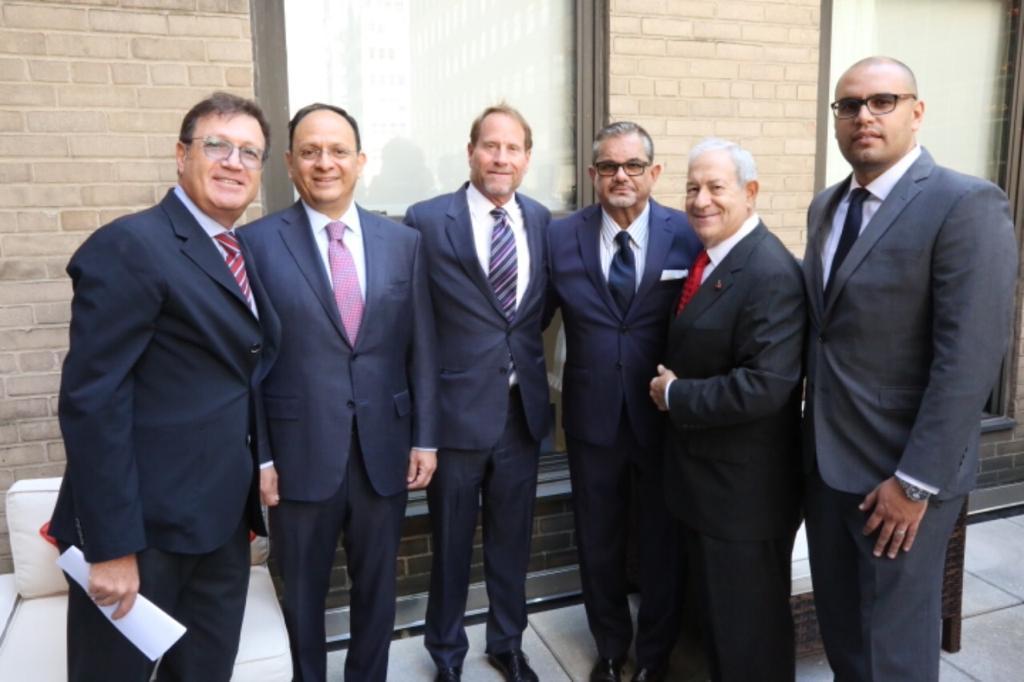 Los ejecutivos a cargo de Visit Mexico USA