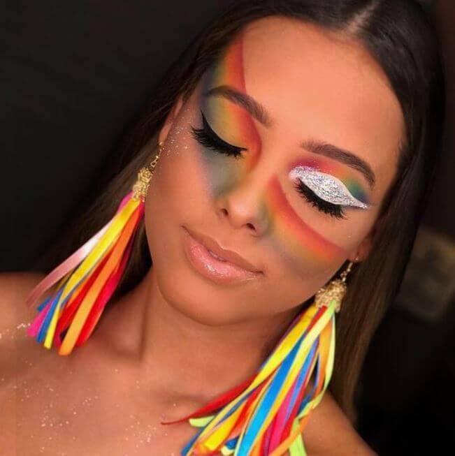 maquillaje-arcoiris-rostro-ideas-para-celebrar-el-mes-del-orgullo-gay