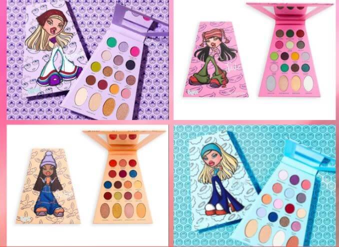 Lanzan colección de maquillaje de Bratz