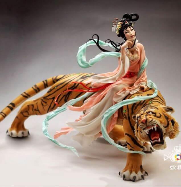 zhou-yi-sugar-king-hace-figuras-de-fondant