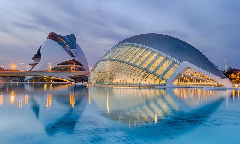 Los lugares más recomendados para vivir en España