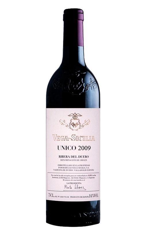 Vega Sicilia Único 2009