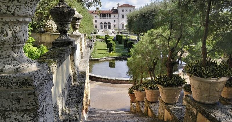 Museo y jardines Vizcaya