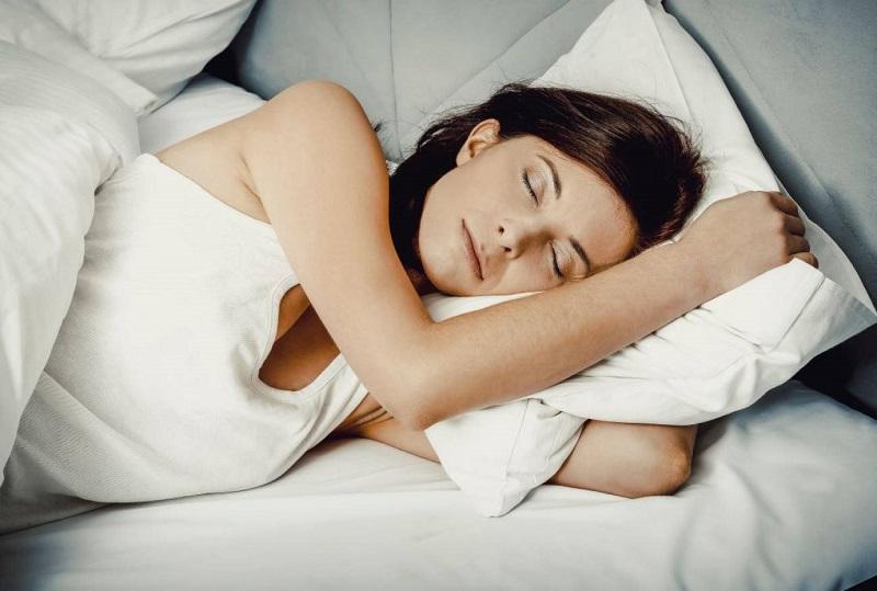 Probador de camas de lujo
