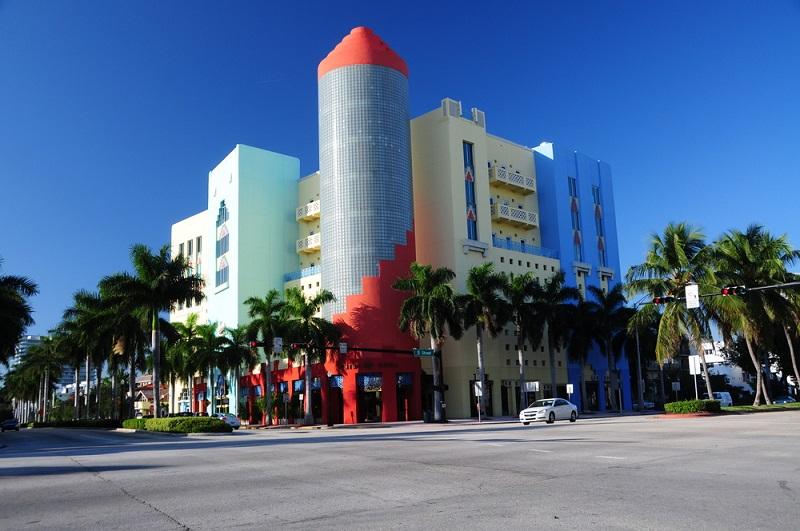 Distrito arquitectónico de Miami Beach