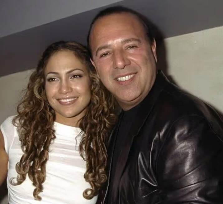 Los-novios-de-Jennifer-Lopez-Tommy-Motola