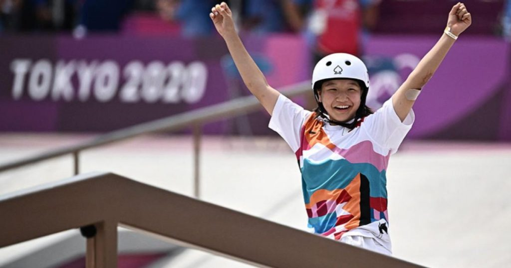 Momiji-Nishiya-primer-campeona-skateboarding-juegos-olimpicos-Tokio-2020