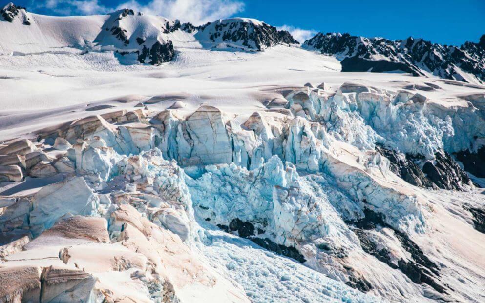Glaciares-rosas-en-Nueva-Zelanda-Ciudad-Trendy